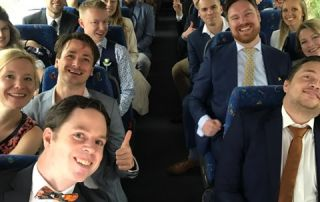 Wedding quest bus hire Adelaide
