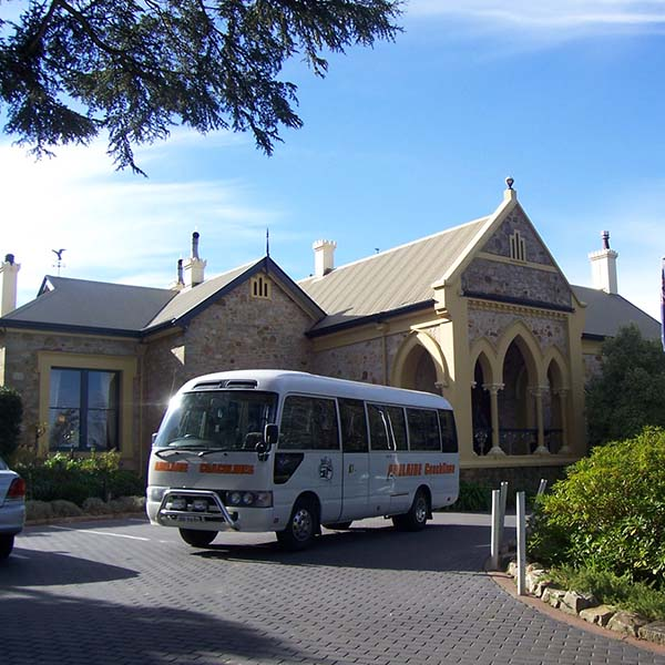 mini bus hire Adelaide